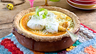 lime-pie-with-coconut
